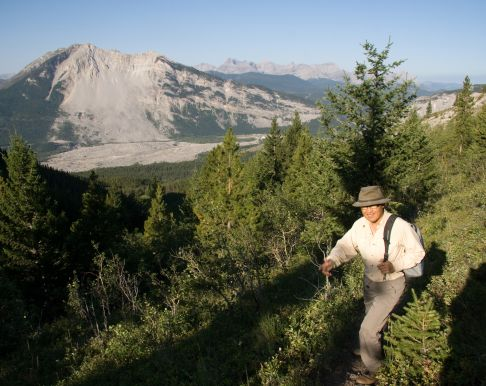 Alberta SouthWest hiking opportunities are plentiful