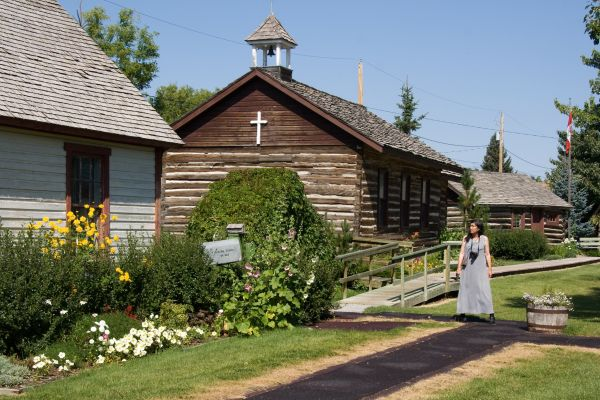 Kootenai Brown Pioneer Village