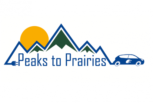 Peaks to Prairies EV Charging Network