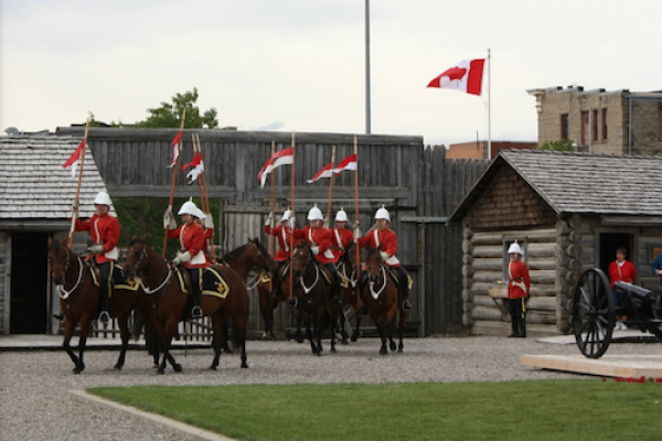 North West Mounted Police Museum